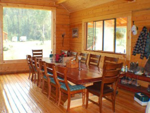 whiteswan lake outfitters - hunting lodge british columbia image 2